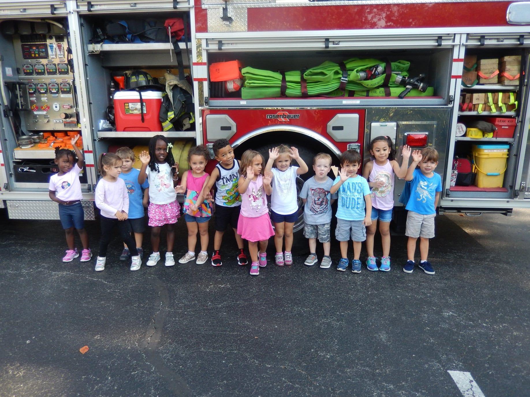 Jeffersonville Day Care Field Trip Activity