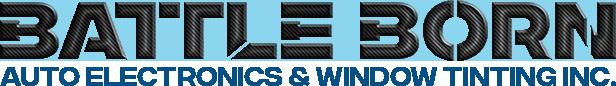 Auto Electronics & Window Tinting