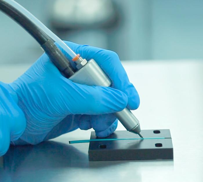 Flex Drill Catheter Hole Forming