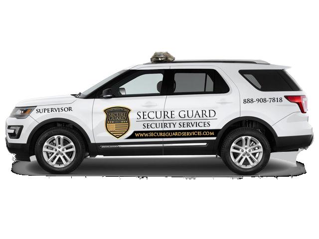 Secure Guard's Patrol Service
