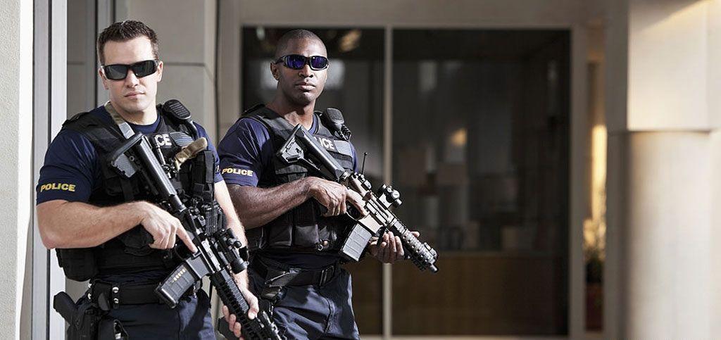 Armed vs. Unarmed Security