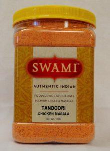 SW JSG Tandoori Chicken Masala FRONT