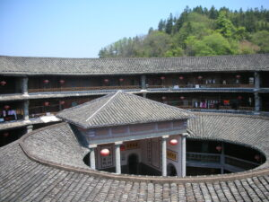 Fujian Tulou Hakka: most famous tulou