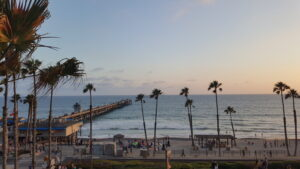 Cycling to San Diego: charming, laid-back surf spot