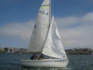 Sail Marina del Rey: Harnessing the wind