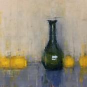 Curtis Stewart Jaunsen-Green Vase, 16x20 copy