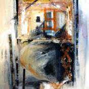 Mary Hardy-Peeling Paint 20x16