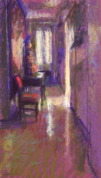 Sandra Burshell-HALLWAY LIGHT 19x10.875 web