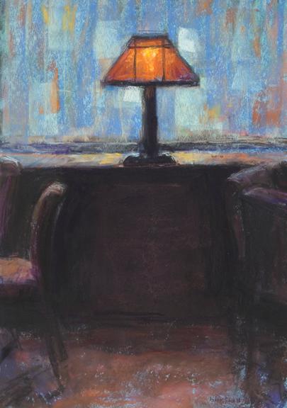Sandra Burshell-IN A DIFFERENT LIGHT 12x8.5 web