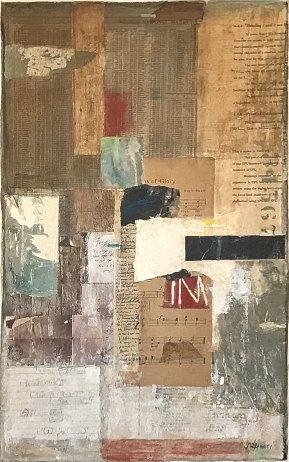 "Jean Geraci-""Slice of Life #2""-paper"