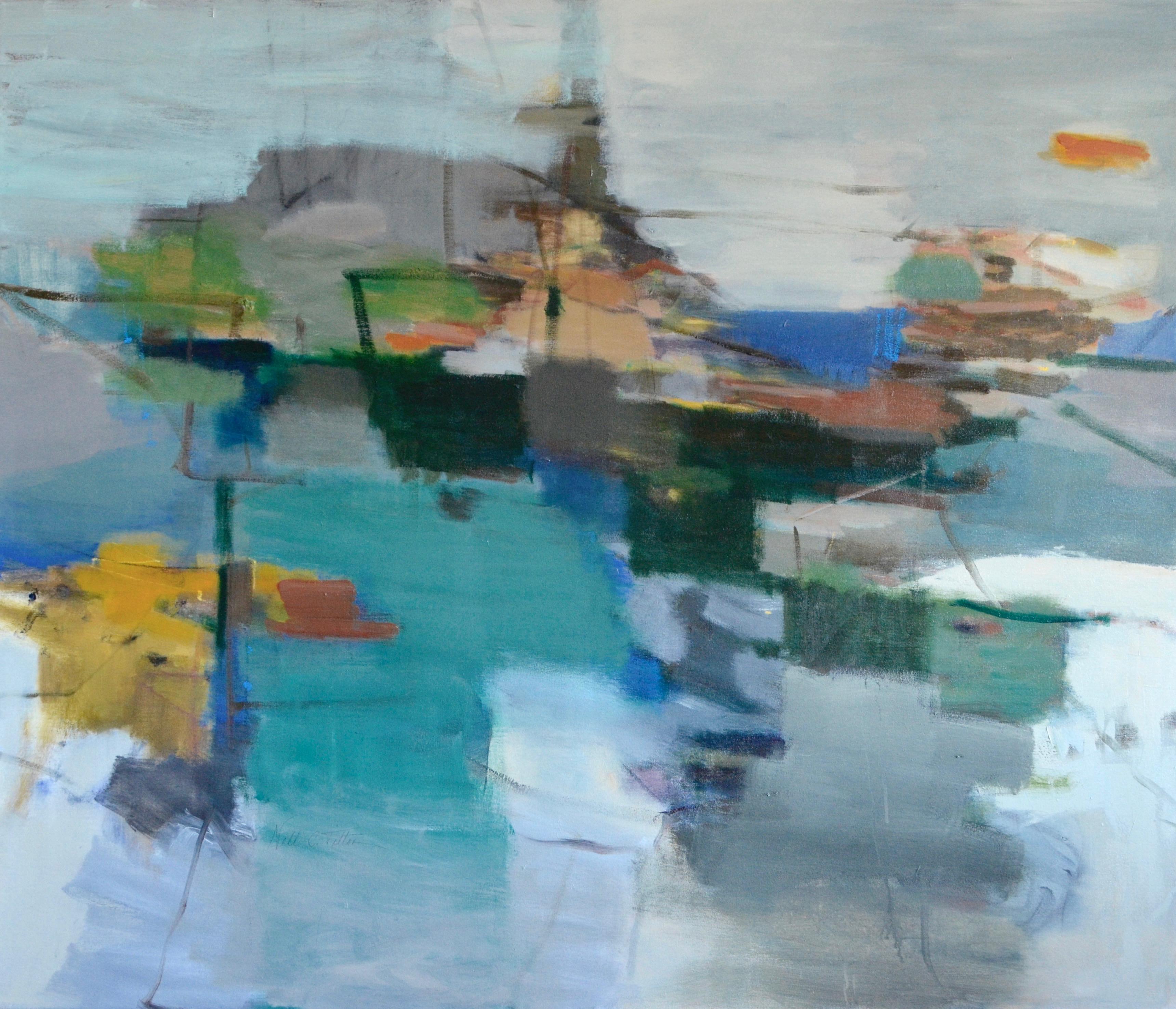 "Nell Tilton-""Coastal Plain"""