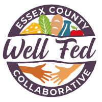 Well Fed Essex County Collaborative Logo