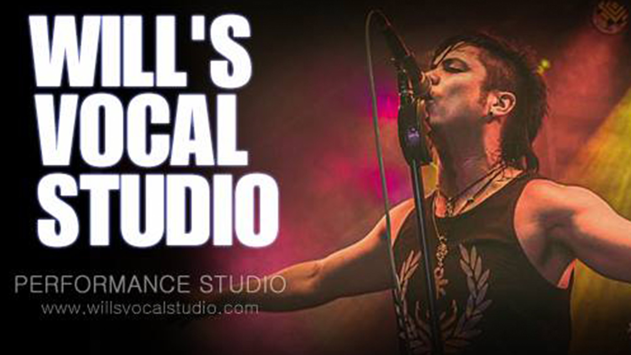 Will's Vocal Studio - Music Mentor