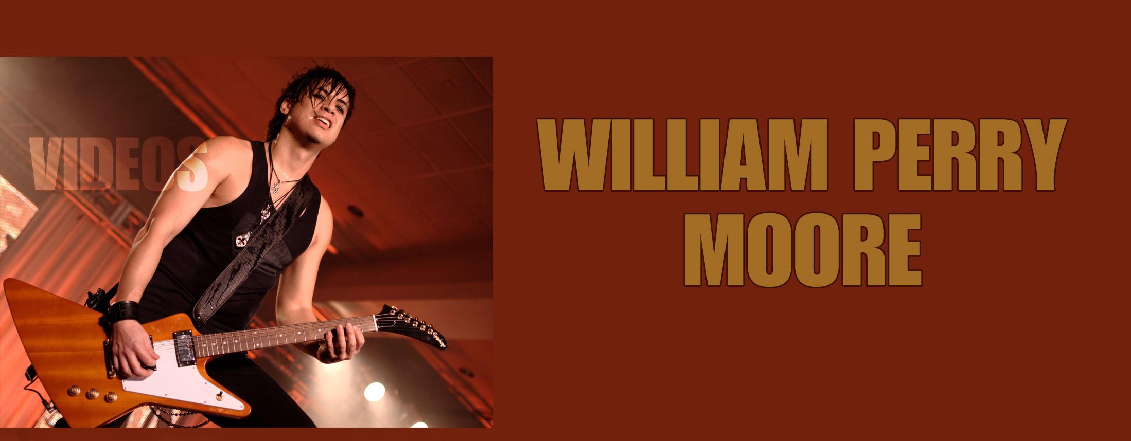 William Perry Moore - Videos
