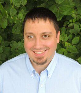 Matt Miner, recruiter at Twin City Staffing