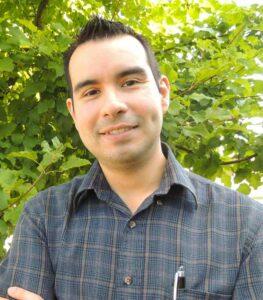 Rafael Vazquez, senior recruiter at Twin City Staffing
