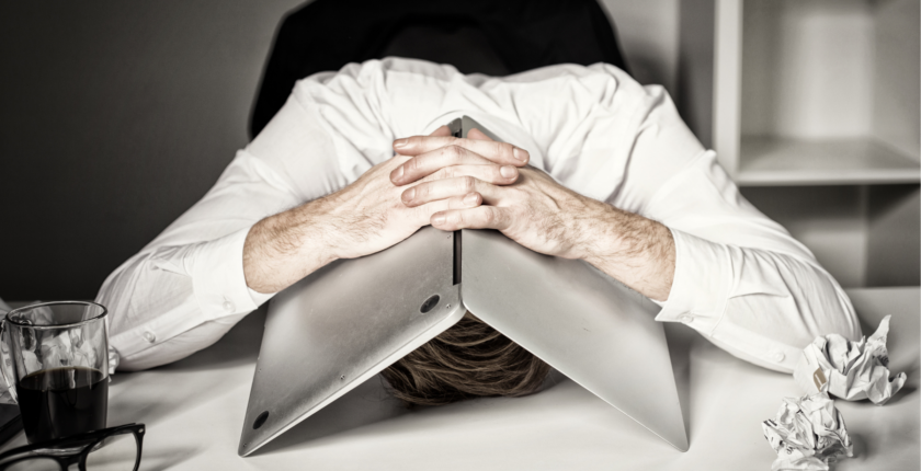 Are you feeling burnout at work?