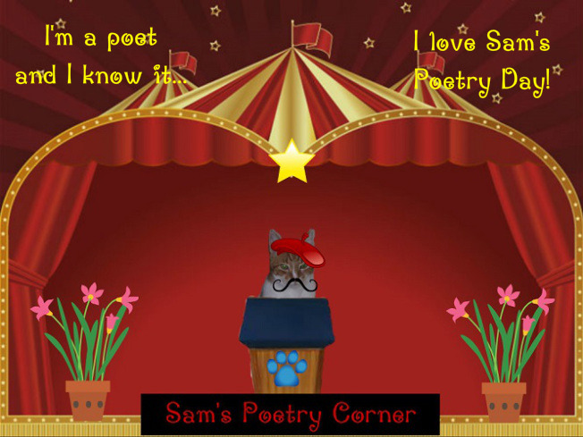 Sam's Poetry Day
