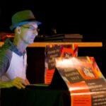 Luc Olivier, Animateur musique