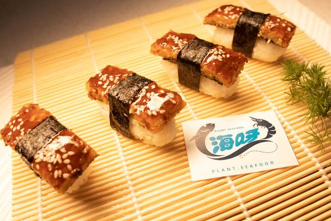New Singularity Microbial fermentation seafood - food tech news in Asia