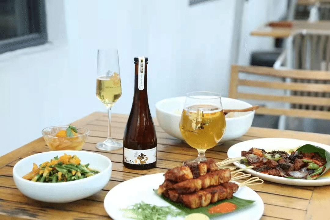 MitUP Exquisite Brew - food tech nes in Asia