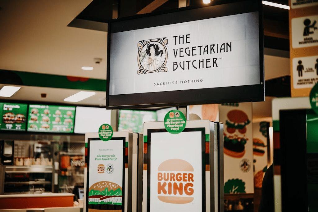 Burger King Singapore - food tech news in Asia