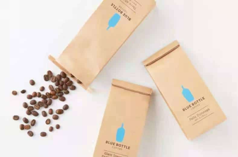Blue Bottle Coffee in Mainland China - food tech news in Asia