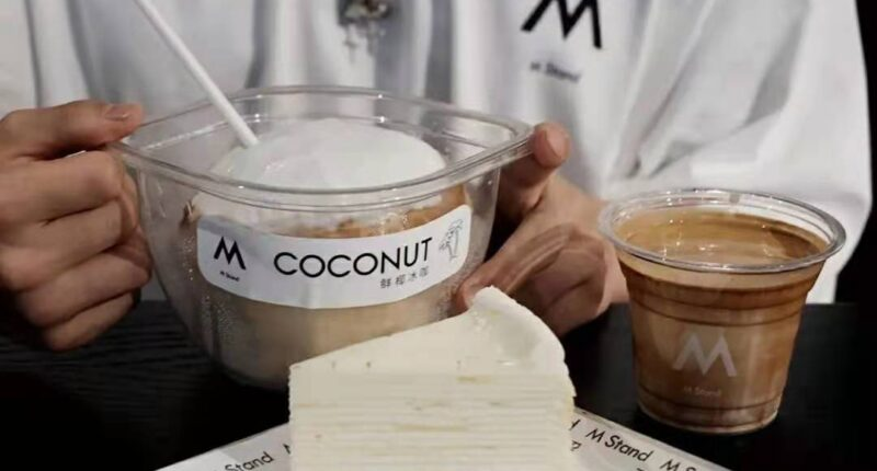 coffee chain M Stand raised money - food tech news in Asia