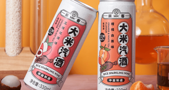 low alcohol market in China - food tech news in Asia