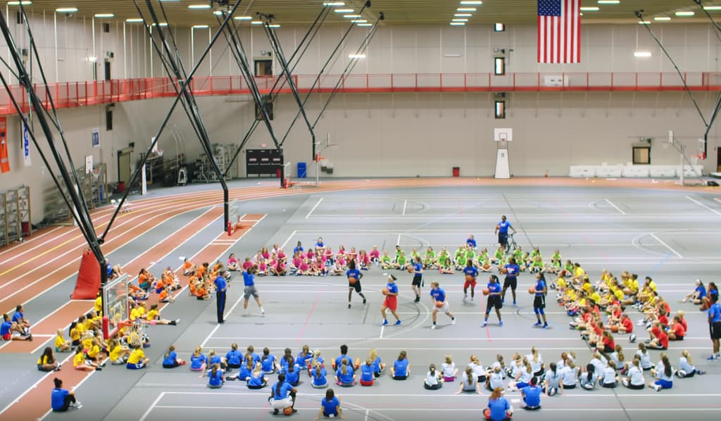 ResRec Center Gym North Central College