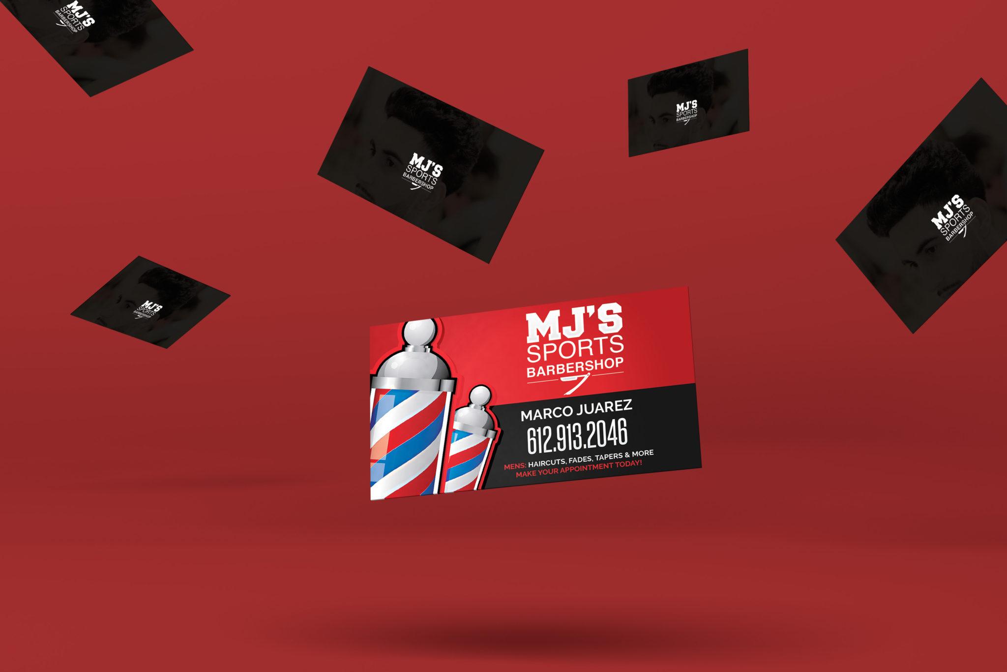 Mjs sports barbershop
