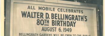 Bellingrath-Morse Foundation Formed