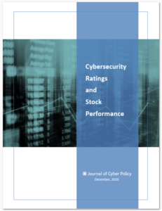 cybersecurity and stock performance