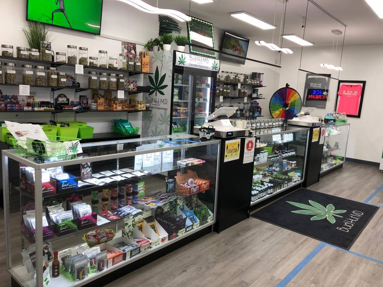 Bud Hut MD Product Line