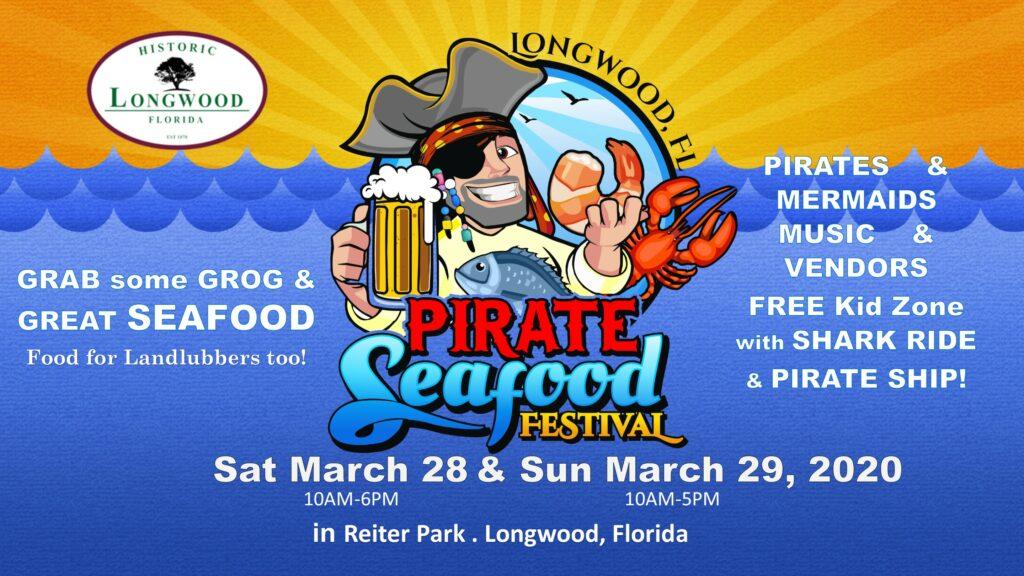Longwood Pirate Seafood