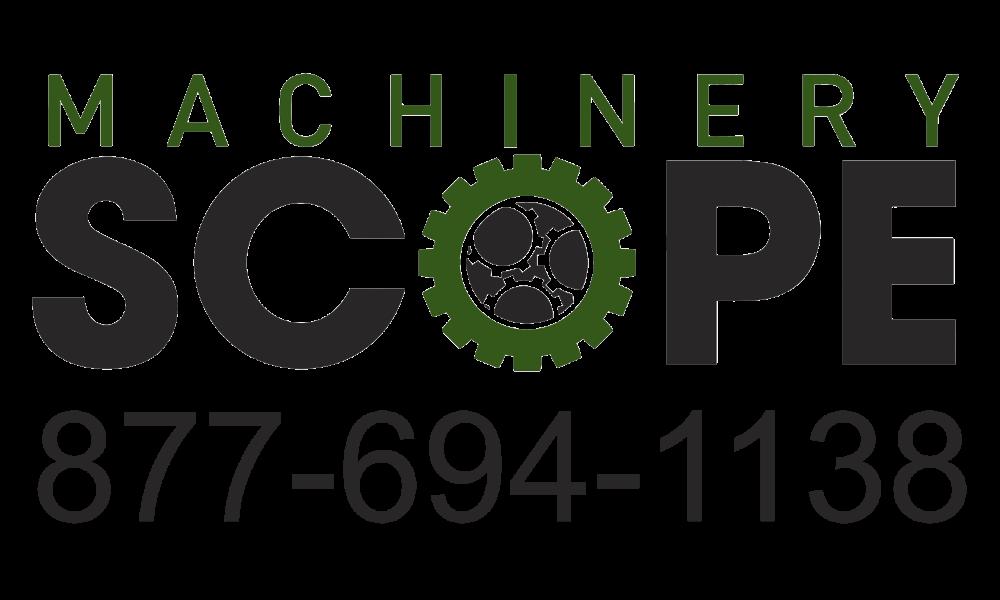 Machinery Scope
