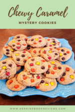 Chewy Caramel Mystery Cookies