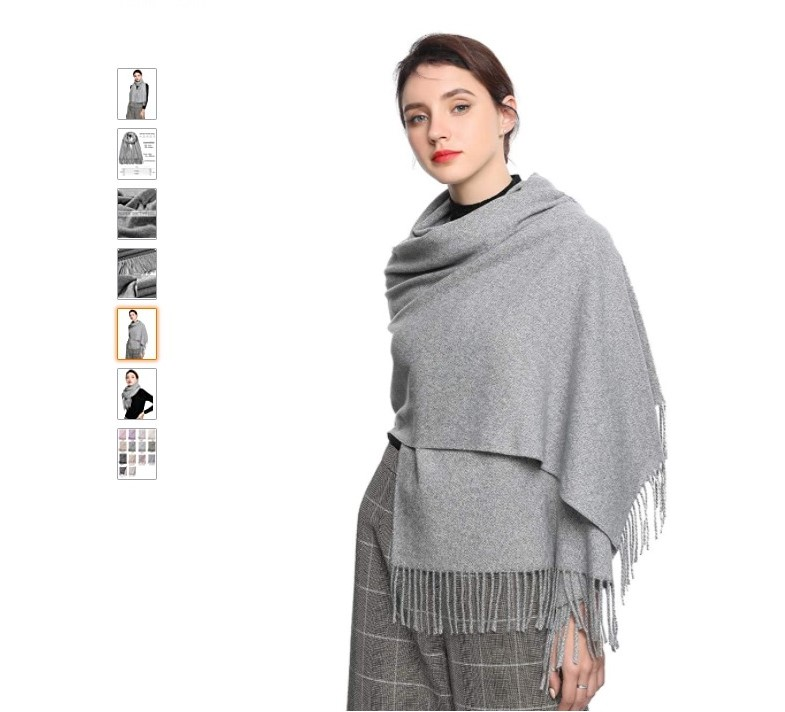Winter Scarf Giveaway