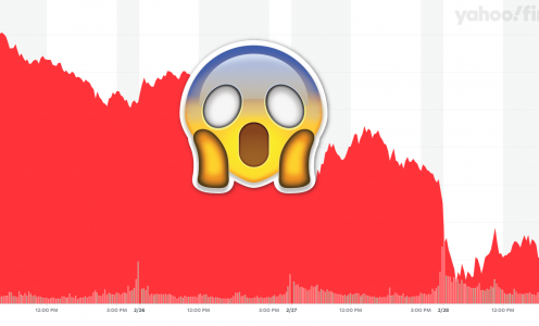 Should I sell my stock during the market crash?