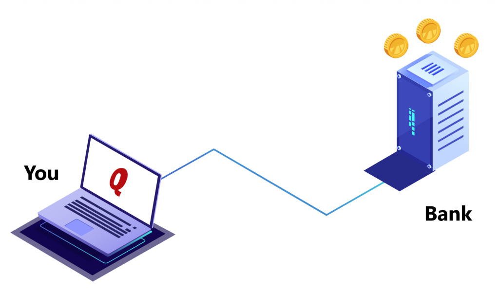 Quicken and GnuCash download transactions directly
