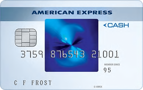 American Express Blue Cash Bach