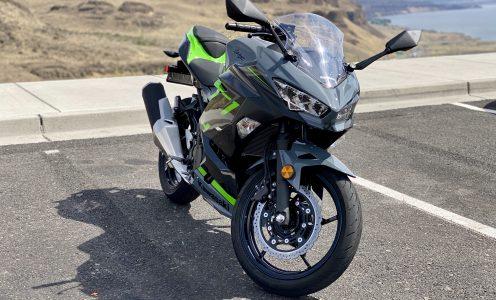 Kawasaki Ninja 400 ABS review after a year of ownership