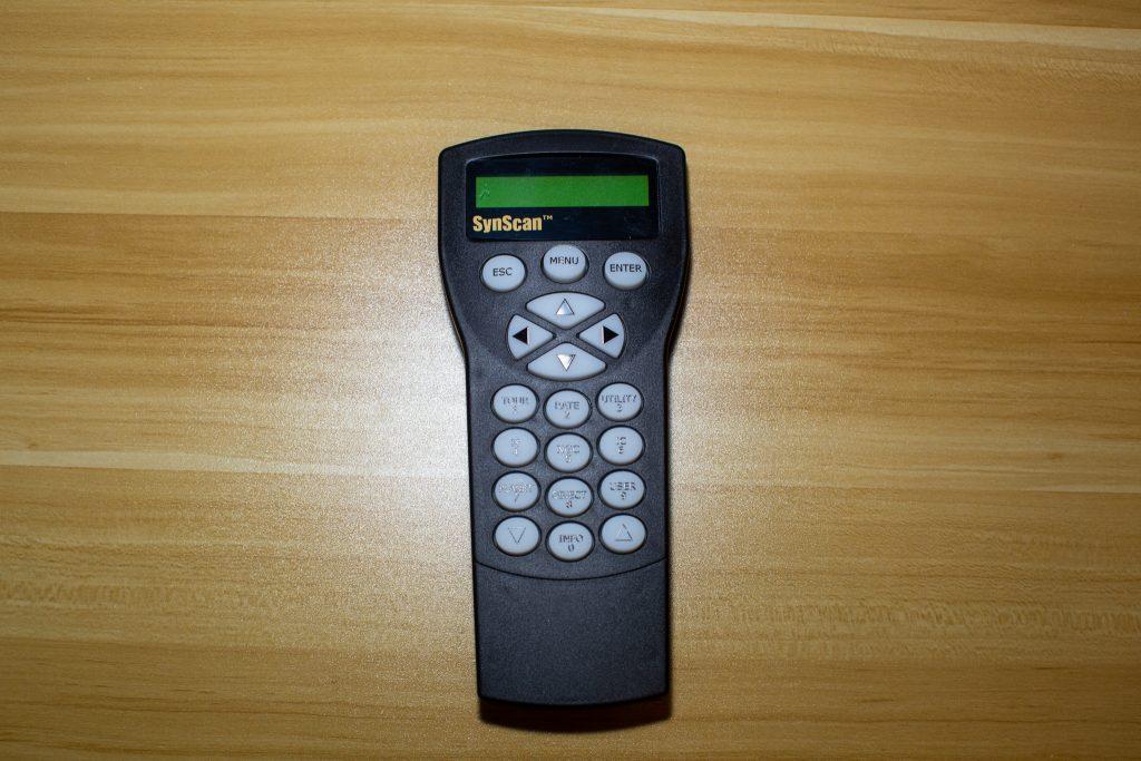 SynScan V5 hand controller