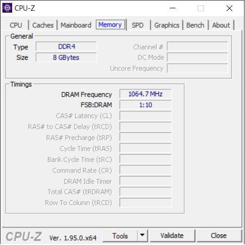 GMK NucBox CPU-Z Page 4