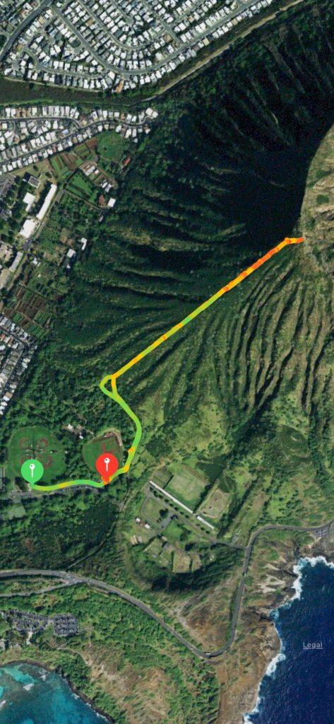 Koko head crater hike