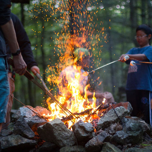 Join us at Camp Blue Ridge this summer for S'more Fun in 2021 at Family Camp!