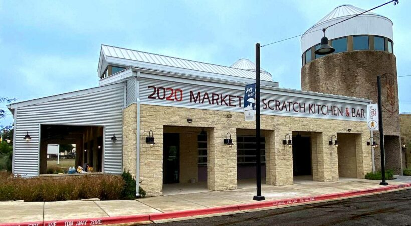2020 Market Exterior