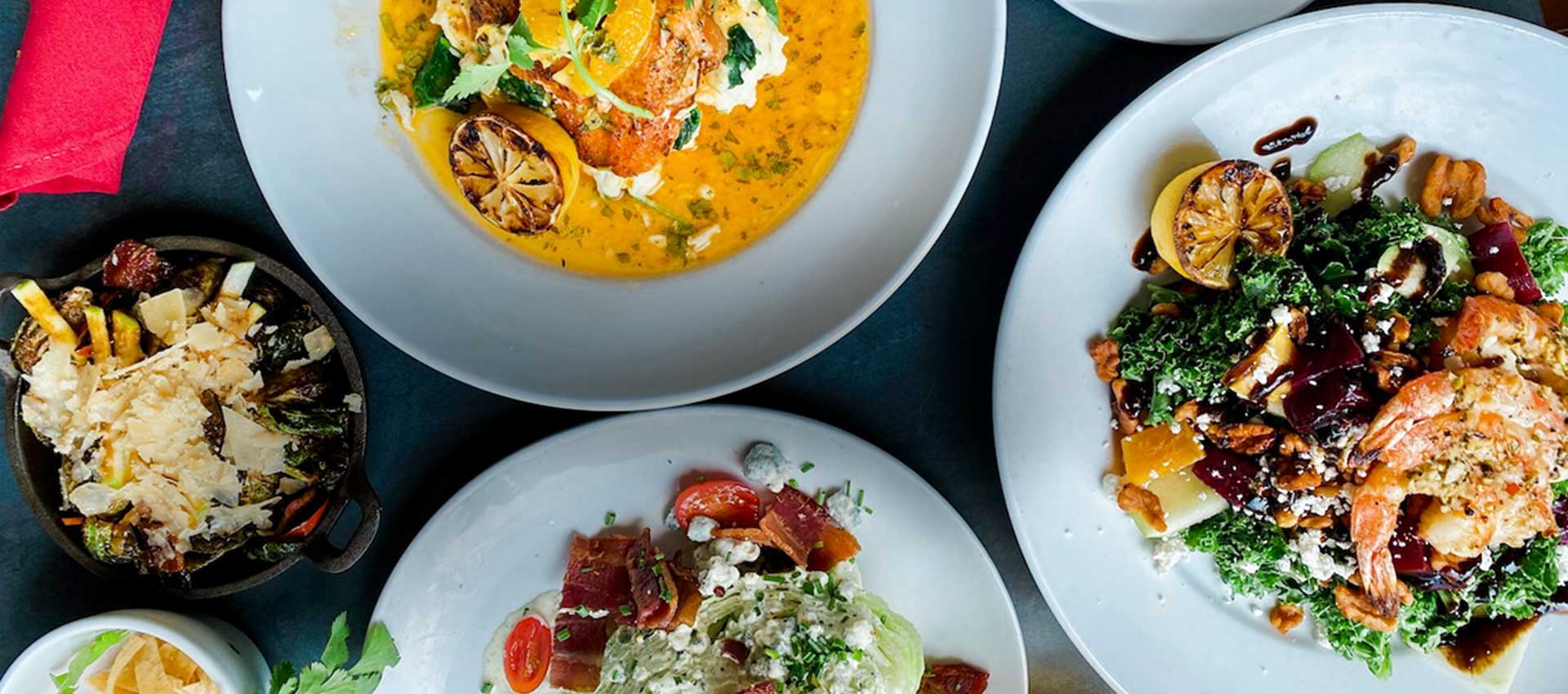 Delicious food from 2020 Market Scratch Kitchen & Bar