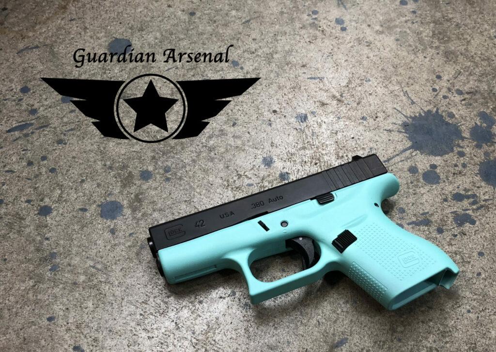 Robins-Egg-Blue-Glock-Branded