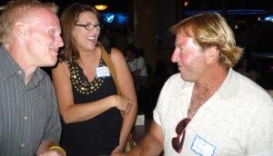 Cheryl Topp and Jeff Lutz